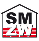"""Spółdzielnia Mieszkaniowa """"Żwirki i Wigury"""" Logo"""